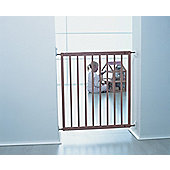 BabyDan No Trip Wooden Gate