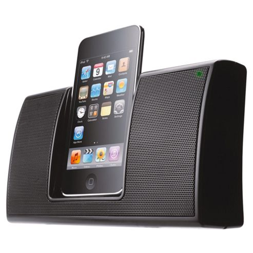 Griffin Travel Speaker for iPhone/iPod/iTouch Black