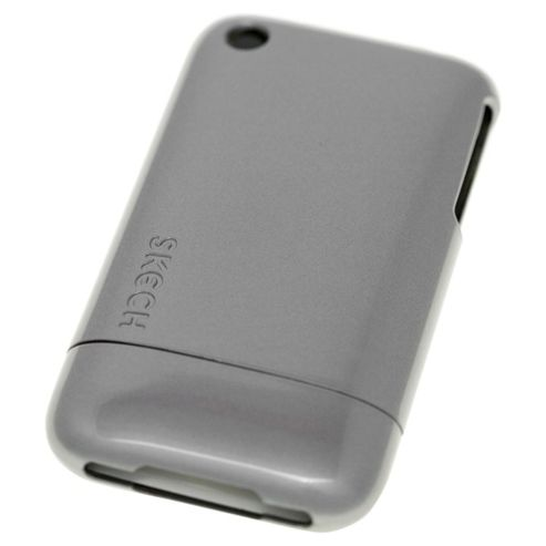 iPhone 3G/3GS Skech Shine Hard Case - Titanium