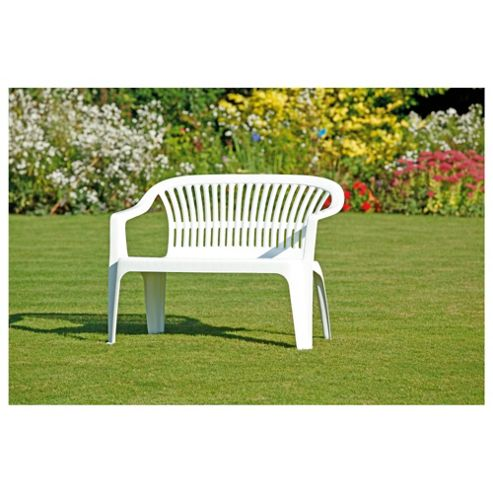Reviews Hockey Stick Recycled Plastic Garden Bench For