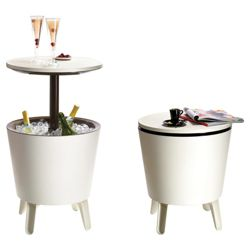Keter Cool Bar Storage Table