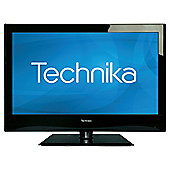 "Technika 32-270 32"" Widescreen HD Ready 1080p LCD TV with Freeview"