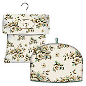 Katie Alice 2 piece Kitchen Textiles Set inc Peg Bag and Tea Cosy
