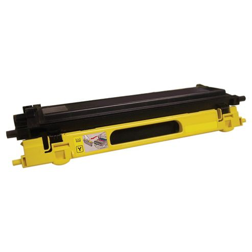 Tesco TBTN135Y Yellow Laser Toner Cartridge (for Brother TN135Y)