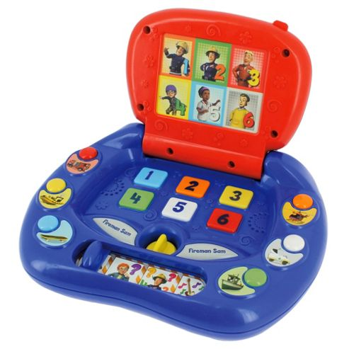 Fireman Sam Laptop