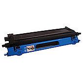Tesco TBTN130C Cyan Laser Toner Cartridge (for Brother TN130C)