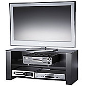 "Alphason 37"" Alpha TV Stand Ancora Series - ANC1100/3-GR Black"