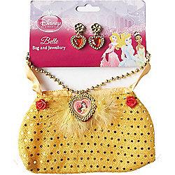 Rubies - Disney Belle Bag & Jewellery Set