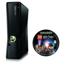 Microsoft Xbox 360 4GB & Lego Harry Potter Years 1-4