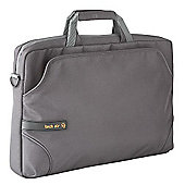 Techair Z Series Z0117 Casual Classic Case (Grey) for 15.6 inch Laptops