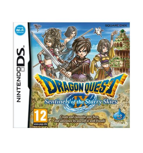 Dragon Quest 1X - Sentinels Of The Starry Skies (DS)