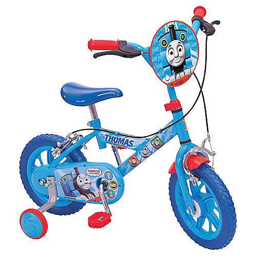 Thomas & Friends Kids 12'' Wheel Bike - Boys with stabilisers