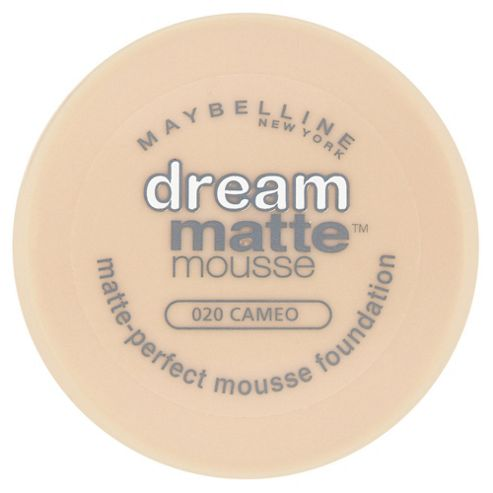 Maybelline Dream Matte Mousse Foundation Cameo
