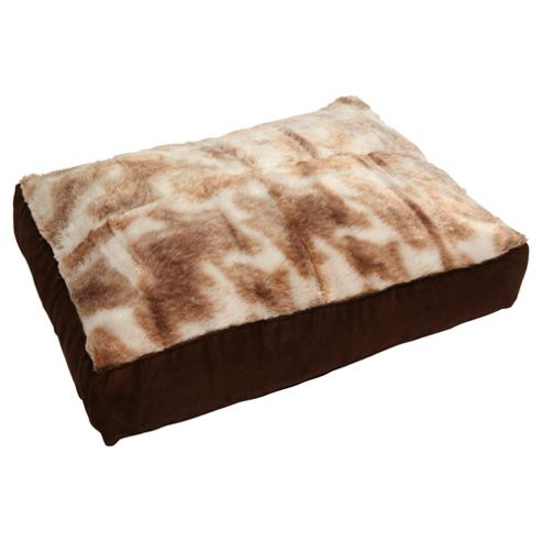 Rosewood faux fur mattress