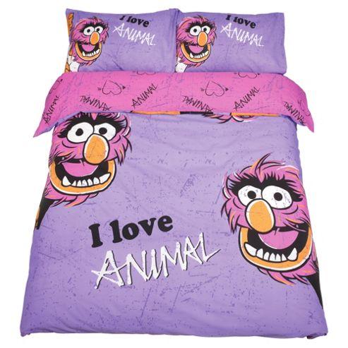 Disney Purple Animal Duvet Cover Set Double