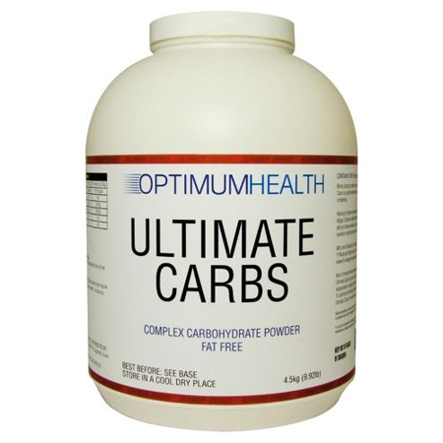 Optimum Health Ultimate Carbs 4.5kg