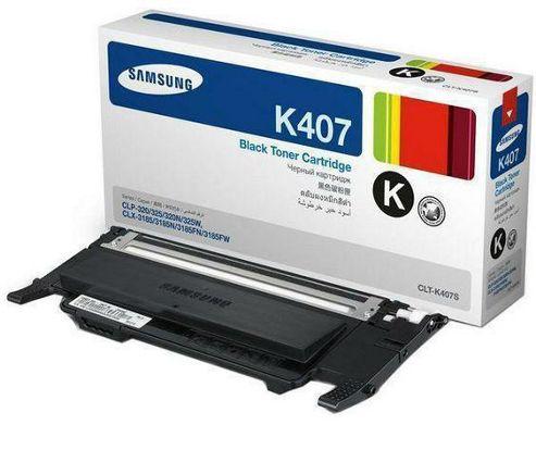 Samsung CLP 320 325 toner cartridge - Black