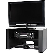 "Alphason 37"" Alpha TV Stand Ancora Series - ANC800/3-GR Black"