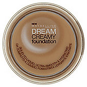 Maybelline Dream Creamy Foundation Fawn
