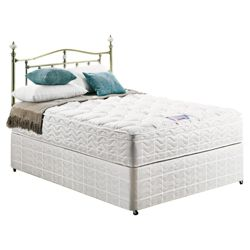 Silentnight Henley Double Non Storage Divan Bed