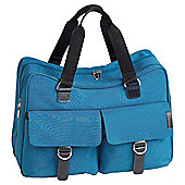 Little Lifestyles City Maternity Weekend Case Changing Bag, Teal