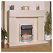 Katell Rochford Electric Fire Suite