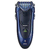Braun Cruzer Body and Face Foil Shaver and Body Hair Trimmer