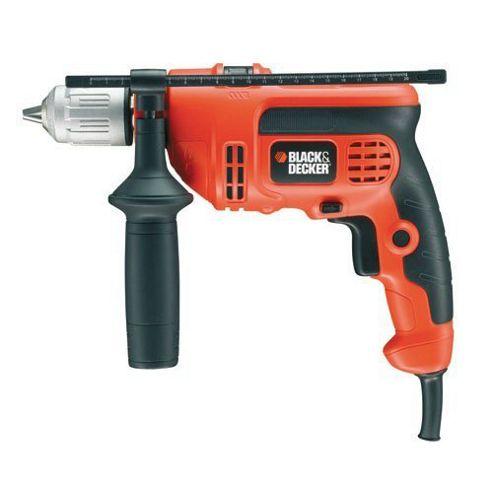 BLACK+DECKER 710W corded drill