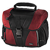Hama Rexton 80681 130 Camera Bag - Black and Red