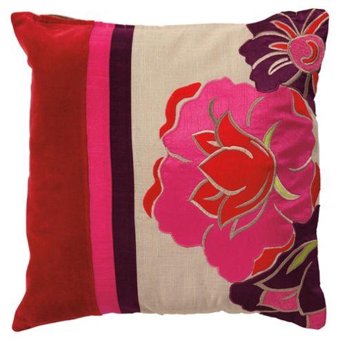 buy tesco babushka floral cushion from our cushions range. Black Bedroom Furniture Sets. Home Design Ideas