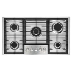 Caple C971G Recessed gas hob 890mm