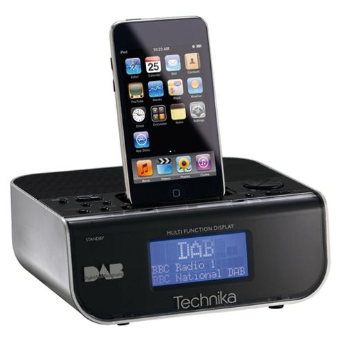 radio alarm clock at tesco buy tesco cr106r clock radio black from our clock radio acctim. Black Bedroom Furniture Sets. Home Design Ideas