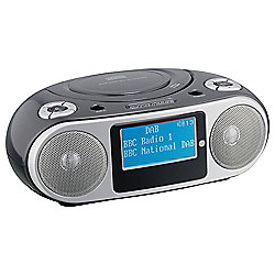 buy technika cr115dab dab cd clock radio from our analogue radio range. Black Bedroom Furniture Sets. Home Design Ideas
