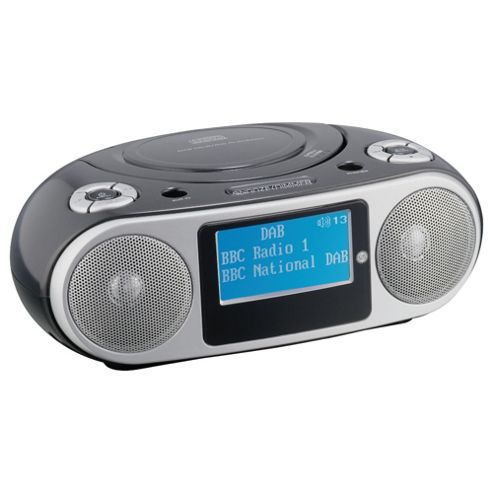 Technika CR115DAB DAB CD Clock Radio