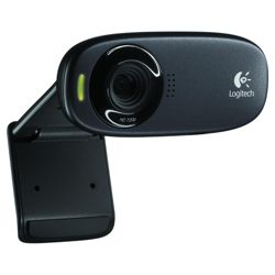 Logitech C310 5MP HD Webcam with Microphone