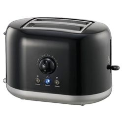 Tesco Black Toaster 2TBP10