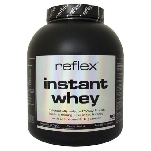 Reflex Nutrition Instant Whey 2.27kg Chocolate