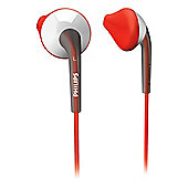 Philips SHQ1000/10 In-Ear Headphones, Red
