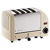 Dualit 40354 4 Slice Toaster - Black