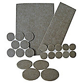 Westco felt furniture pads