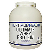Optimum Health Ultimate Whey Protein 2.25kg Banana