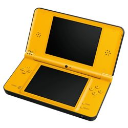 Nintendo DSi XL - Yellow