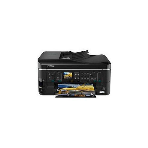 Epson SX620FW AIO Wireless (Print, Copy, Scan & Fax) Inkjet Printer