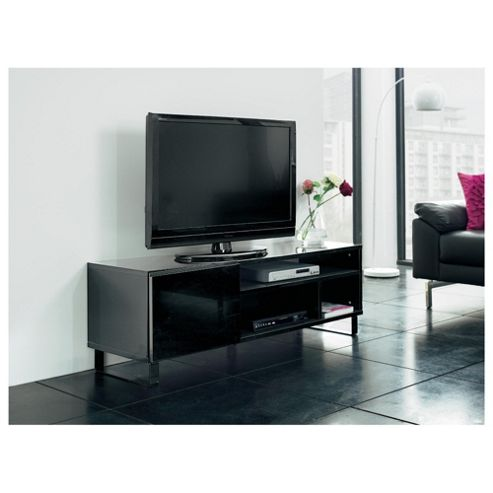 Urban 1 Door Tv Unit Black