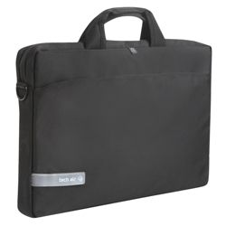 Techair Black Laptop case Z0124 - For up to 15.6 inch laptops