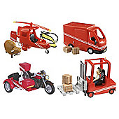 Postman Pat Special Delivery Service Vehicle - Assortment – Colours & Styles May Vary