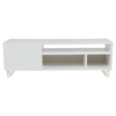 Urban 1 Door Tv Unit White