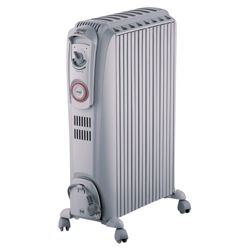 DeLonghi TRD0615T 1.5Kw Radiator With Timer Dragon 3
