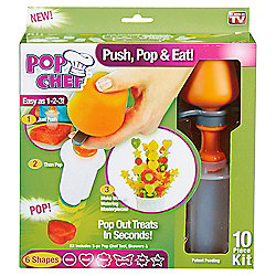 Pop Chef Snack Maker