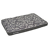 Scruffs Heritage pet bed grey